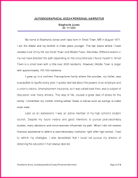 autobiography college essay autobiographical learning essay