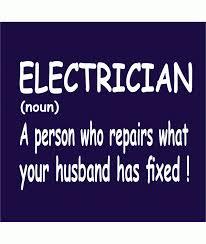 electrician definition men s t shirt funny jjokes electricians electrician definition men s t shirt funny jjokes electricians jobs tees repairs mens definitions t