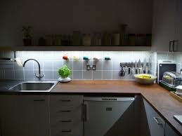 kitchen cabinet lighting choices