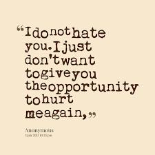 25+ Heartbroken I Hate You Quotes | HeartsFile via Relatably.com