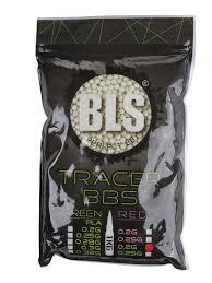 <b>Шарики пластиковые BLS</b> Tracer 0 2g 6mm (1kg) - Школьные туры
