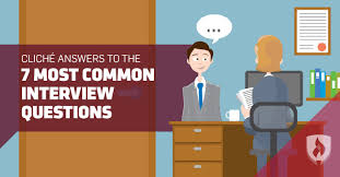 ceo beth tucker weighs in on clich eacute interview responses article the internet offers a massive amount of job interview advice sample questions and potential responses when you are trying to land a job