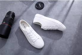 <b>2021 new</b> spring tenis feminino lace up white shoes woman <b>PU</b> ...