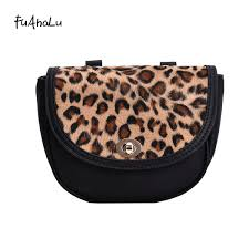<b>FuAhaLu</b> Women'S <b>Bag</b> Desig Retro Vintage Leopard Print ...