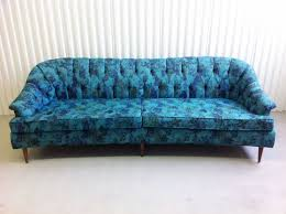 pretty blue couches on furniture with junk2funk mid century anthropologie style blue and green tufted anthropologie style furniture