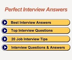 Behavioral Answers – STAR Interviewing Questions