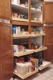 shelves pantry pull sliding shelf cabinet