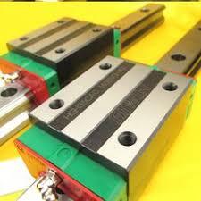 New <b>HIWIN</b> HGR20 <b>Linear Guide</b> Rail 400mm With <b>2Pcs</b> Of Linear ...