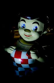 dressed up for the parade of lights in norco ca bob s big boy bob s big