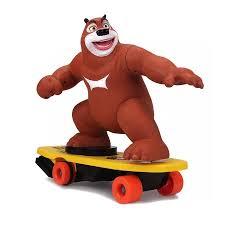 <b>Робот медведь на</b> скейтбордe радиоуправляемый Pretty Fun ...