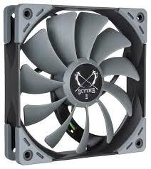 <b>Вентилятор</b> для корпуса <b>Scythe Kaze Flex</b> 120 PWM... — купить по ...