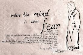 rabindranath tagore a versatile genius legends treasures rabindranath tagore a mind out fear