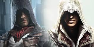Comparing Assassin's Creed 2's Ezio to AC <b>Unity's Arno</b>