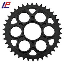 LOPOR One Piece Quality <b>Motorcycle Rear Sprockets 525</b> 38T For ...