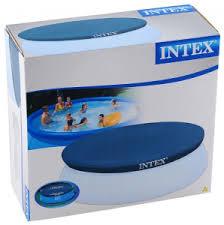 <b>Крышка для бассейна</b> Intex EasySet 28021 (305 см) натяжной ...