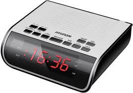 Часы с <b>радио Hyundai H-RCL100</b>