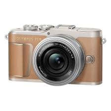 Цифровой <b>фотоаппарат Olympus PEN E-PL9</b> Kit 14-42mm EZ brown
