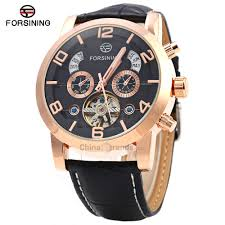 <b>Forsining</b> A165 <b>Tourbillon</b> Automatic <b>Mechanical</b> Watch for <b>Men</b>...