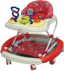 <b>Baby Care Ходунки Aveo</b> Красный (красный) купить в интернет ...