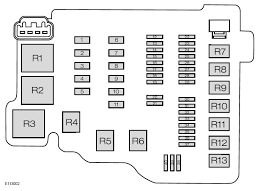 ford fiesta mk6 sixth generation (from 2008) fuse box diagram 2011 Ford Edge Fuse Box Location ford fiesta mk6 fuse box engine junction 2011 ford edge fuse box diagram