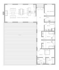 ideas about L Shaped House on Pinterest   L Shaped House    modern farmhouses   house plan ch  png