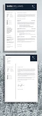 professional resume template cover letter for ms word modern sara williams architect cv resume a professional resume template 2017