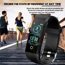 2019 LIGE <b>New Smart Health</b> Watch Men fitness tracker <b>Bracelet</b> ...