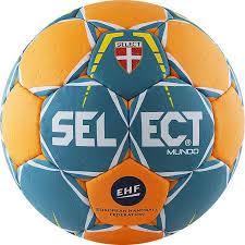 <b>Мяч гандбольный SELECT Mundo</b>