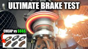 What Are The Best <b>Brake Pads</b>? Cheap vs Expensive Tested ...