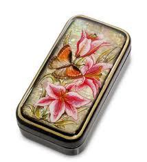 <b>Шкатулка Art East</b>, Цветы, 10,5 См, Подарки, Сувениры, Цветы ...