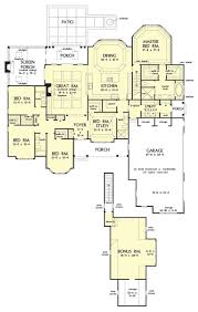 New House Plan on the Drawing Board     HousePlansBlog    Conceptual Design     First Floor Plans  Now Available