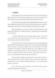 interview essay example on essays sample categories example interview essay questions interview essay examples