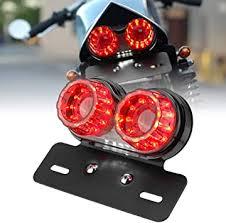 Motorcycle Lighting & Indicators Smoke LED <b>Motorcycle Turn Signal</b> ...