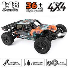HAIBOXING RC Cars 1:18 Scale 4WD Off-Road ... - Amazon.com