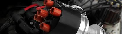 wlr racing 10m set spark plug wires spiral core 8 5mm 12v e ignition coil for chrysler hemi pro stock ford dodge