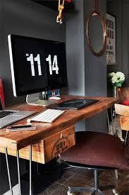 urban loft reclaimed wood desk awesome custom reclaimed wood office desk