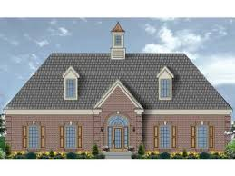 Commercial Buildings  amp  Commercial Building Plans   The House Plan ShopCommercial Building  C