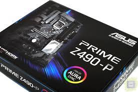 Обзор <b>материнской платы ASUS Prime</b> Z490-P GreenTech_Reviews