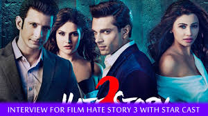 hate story star cast interview
