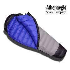 winter sleeping bag duck down wingace fill 1000g 1200g 1500g