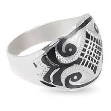 <b>Кольца</b> бохо из серебра: цена, каталог - купить на сайте ...