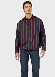 Повседневные <b>Рубашки</b> Для Мужчин | <b>Emporio Armani</b>