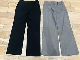 <b>Ladies Smart</b> Works Trousers Bundle Size 12 WALLIS PRINCIPLES ...