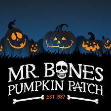 Mr. Bones <b>Pumpkin</b> Patch: Your first <b>Halloween</b> haunt