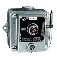 TPI <b>HLT1</b> Series HLT <b>Aluminum</b> Hazardous Location Thermostat for ...