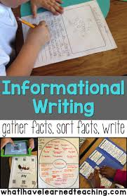 best ideas about informational writing find out how we do informational and expository writing in second graders it s all about