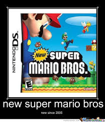 """new"""" Super Mario Bros by jaekwan.lee.3979 - Meme Center via Relatably.com"""