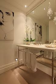lights bathroom home design image interior