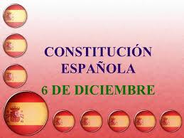 Resultado de imagen de constitucion española 37 años