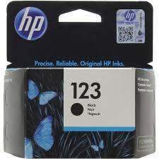 <b>Картридж HP</b> F6V17A (<b>№123</b>) Черный (<b>Black</b>) — купить в городе ...